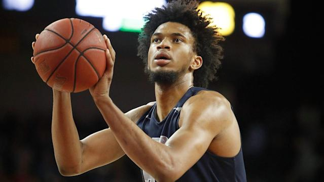 Marvin Bagley is the consensus No. 1 prospect in all of high school basketball. (AP)