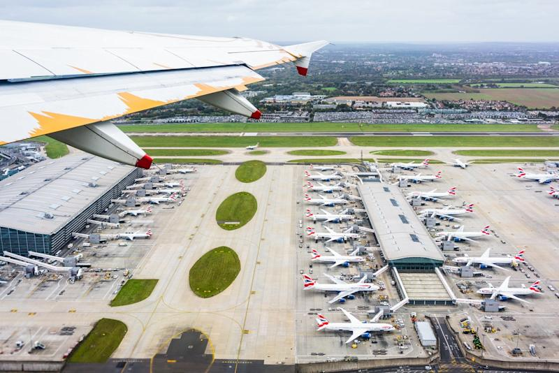 Airport slot waiver has been extended by the European Commission (Getty Images)