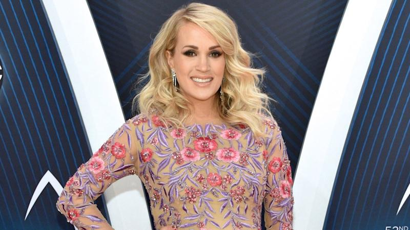 Dating carrie underwood