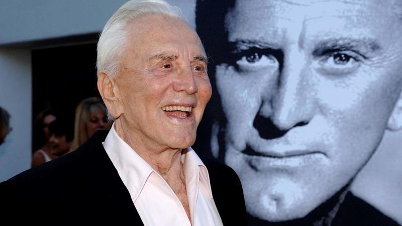 The last of the Golden Age: Hollywood icon Kirk Douglas dies at 103