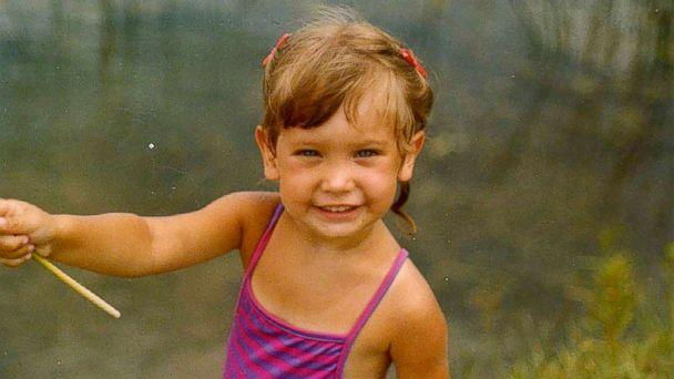 PHOTO: ABC News' chief meteorologist Ginger Zee is photographed here as a toddler in this undated family photo. (Ginger Zee )