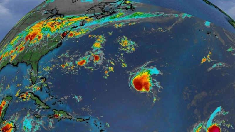 Florence expected to become major hurricane, state of emergency declared in 2 more states