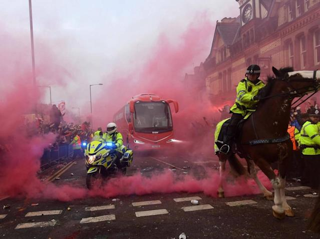 Liverpool vs Roma: Police vow to crack down on any pre-match fan violence