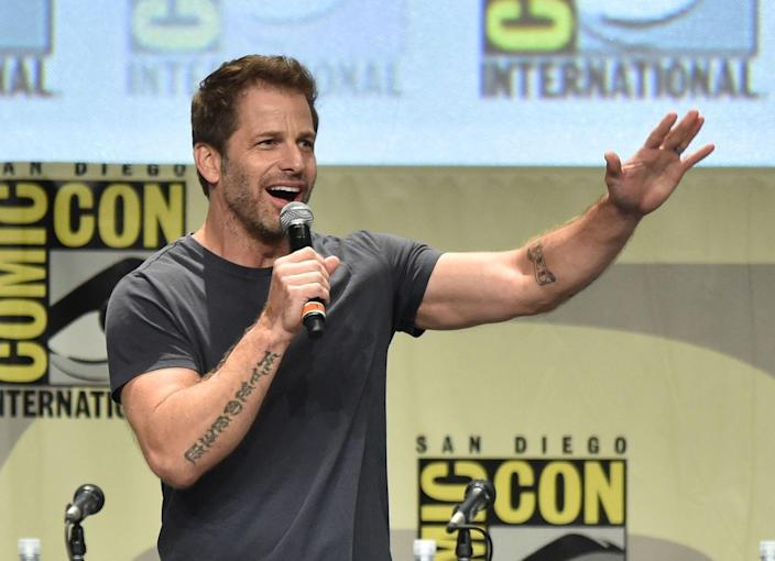 """<p>If there's anything director Zack Snyder knows, it's zombies. His 2004 <em>Dawn of the Dead</em> remake was a masterpiece in capturing zombies as they should appear: terrifying. Now, he's taking his filmmaking magic to Netflix in the upcoming <em>Army of the Dead</em>...a """"zombie heist"""" flick. </p>"""