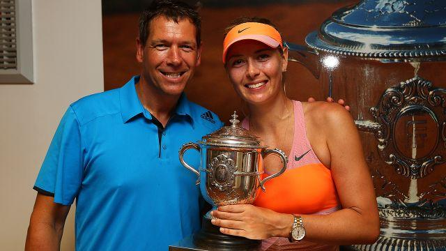 The pair won the French Open in 2014. Image: Getty