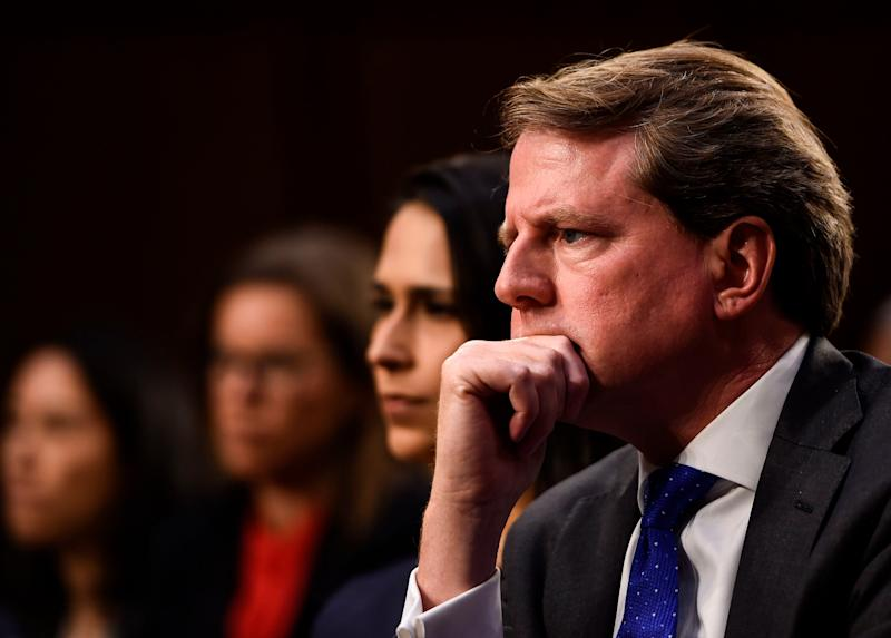 Random judge assignment ordered for Don McGahn subpoena case, a victory for Justice Department against House
