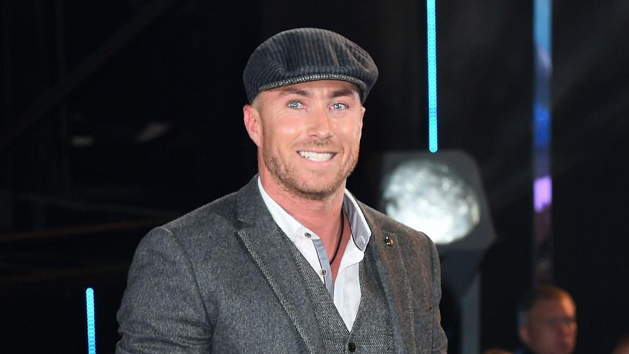 James Jordan was clear on his views about unvaccinated dancers. (Getty)