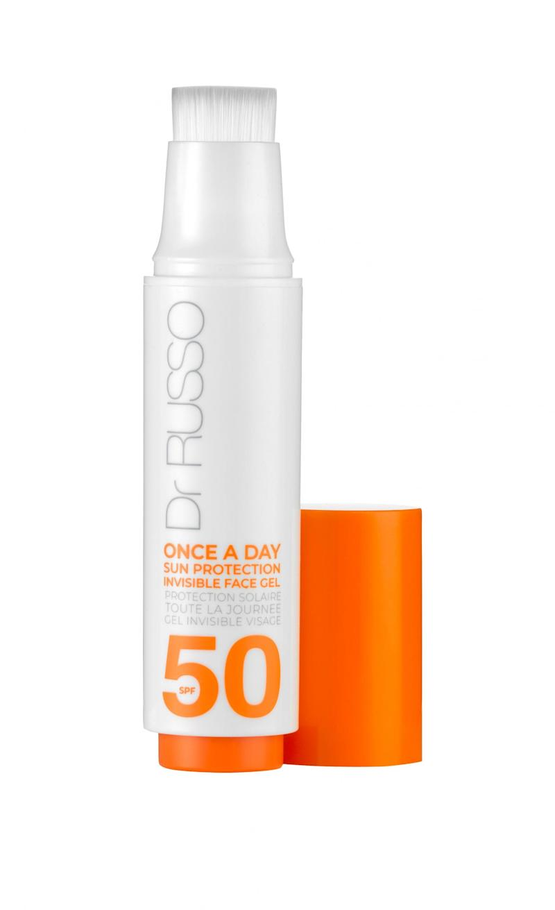 Dr Russo's Once A Day SPF 30 Invisible Face Gel (£26)