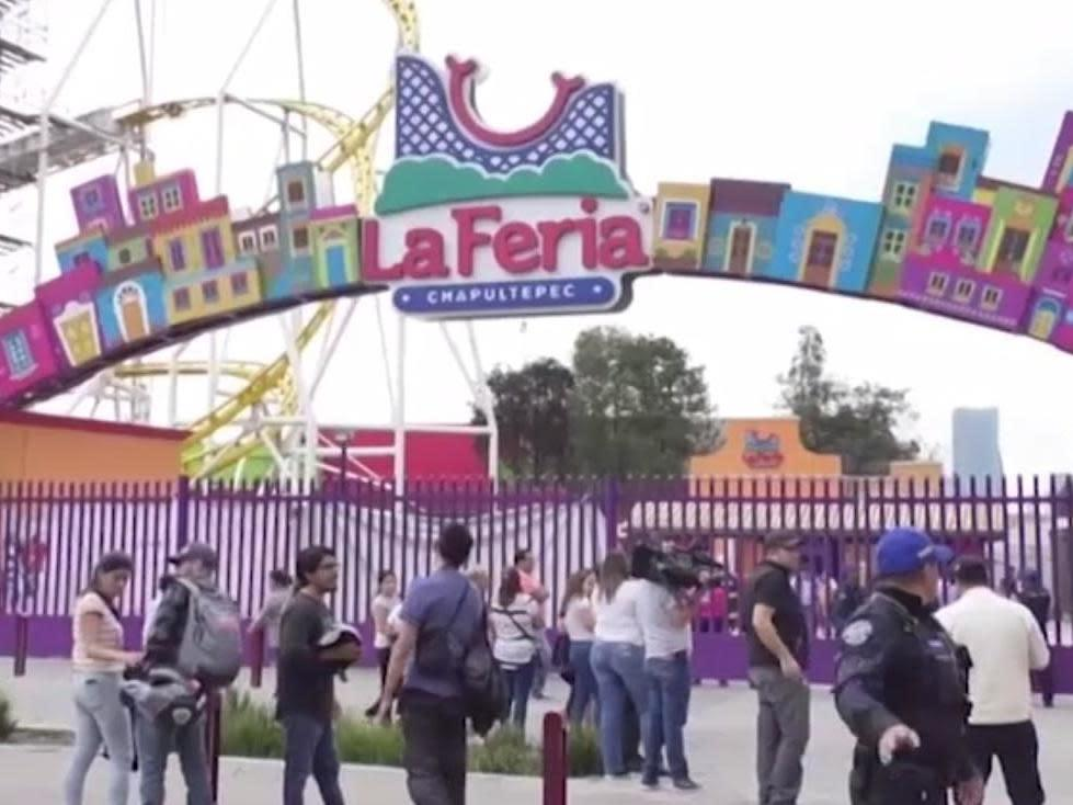 At least two people have died after a rollercoaster car flipped over at a Mexican amusement park: Global News