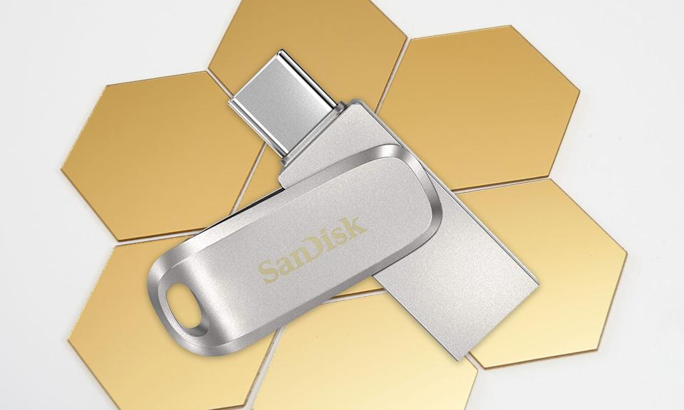Holiday Gift Guide: SanDisk Dual Drive Luxe