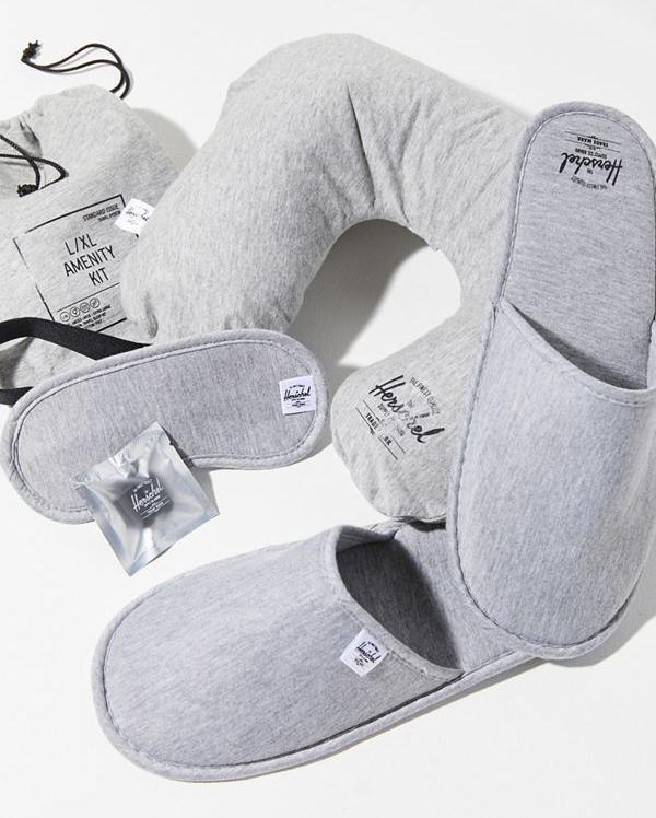 "<p>Nomads and business travelers alike agree that flying is all about comfort. They'll also agree on this cozy travel amenity kit complete with plush slippers, a comfy neck pillow and the all-important sleep mask.<br><strong><a href=""https://fave.co/2QoyxKH"" rel=""nofollow noopener"" target=""_blank"" data-ylk=""slk:SHOP IT"" class=""link rapid-noclick-resp"">SHOP IT</a>:</strong> $30, <a href=""https://fave.co/2QoyxKH"" rel=""nofollow noopener"" target=""_blank"" data-ylk=""slk:urbanoutfitters.com"" class=""link rapid-noclick-resp"">urbanoutfitters.com</a> </p>"