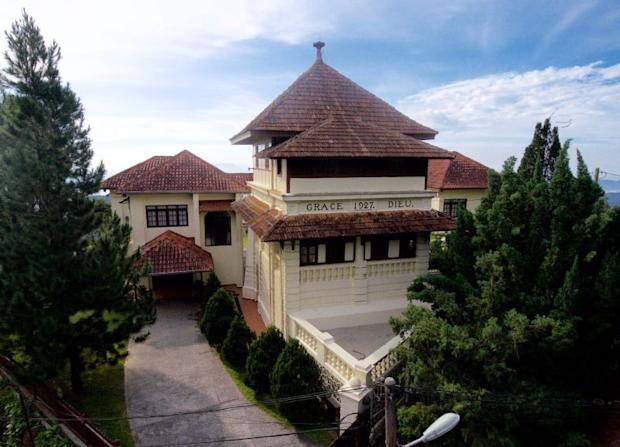 One of the beautiful mansions on Penang Hill ― Grace Dieu. ― Picture courtesy of Mike Gibby