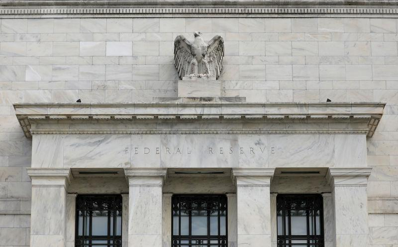 FILE PHOTO: FILE PHOTO: FILE PHOTO: The Federal Reserve building is pictured in Washington, DC
