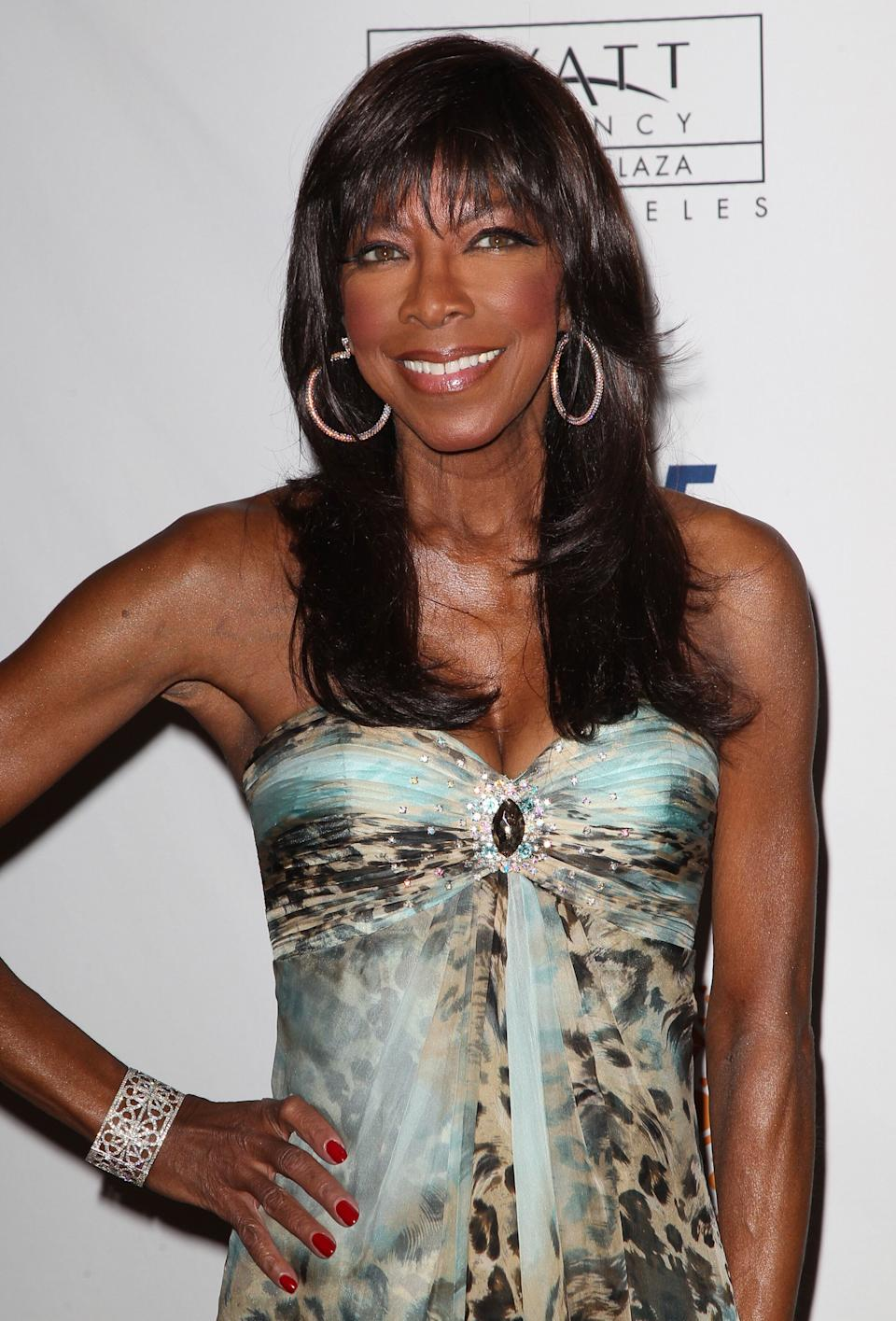Natalie Cole (Photo: RTNUPA/MediaPunch/MediaPunch/IPx)
