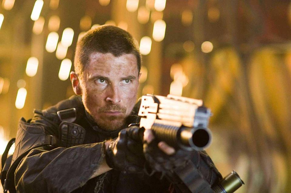 Christian Bale turned down Terminator Salvation three times