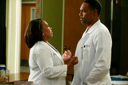 'Grey's Anatomy' Star Jason George Previews 'Hilarious' Rita Moreno Role, Ben and Bailey's Future - Yahoo TV (blog)