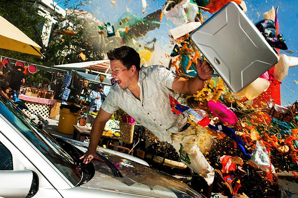 """Mark Wahlberg in Paramount Pictures' """"Pain & Gain"""" - 2013"""