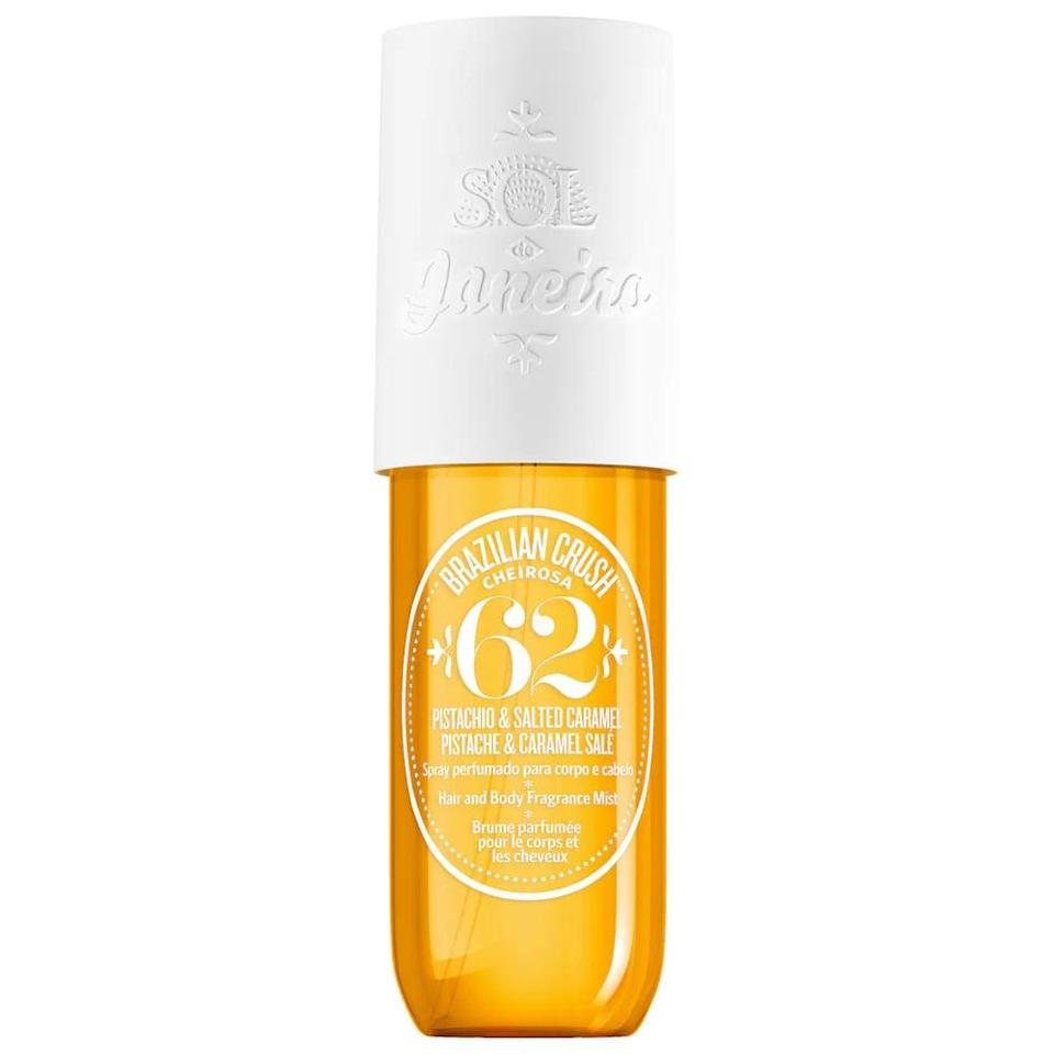 <p>You can't go wrong with the <span>Sol de Janeiro Brazilian Crush Body Fragrance Mist Mini</span> ($19) as a summer scent. Throw it in your bag so you can refresh your scent.</p>
