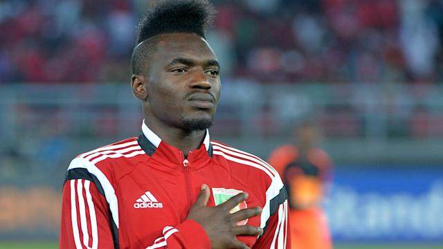 The former France youth international forward had been included in the Congo squad by Brazilian coach Valdo Filho