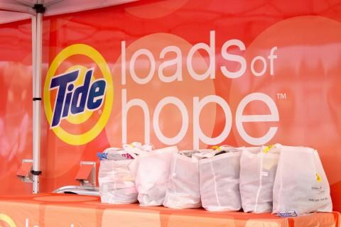 Procter & Gamble Brings Relief to Residents Affected by Nebraska Flooding with P&G Product Kits and Tide Loads of Hope Laundry Services
