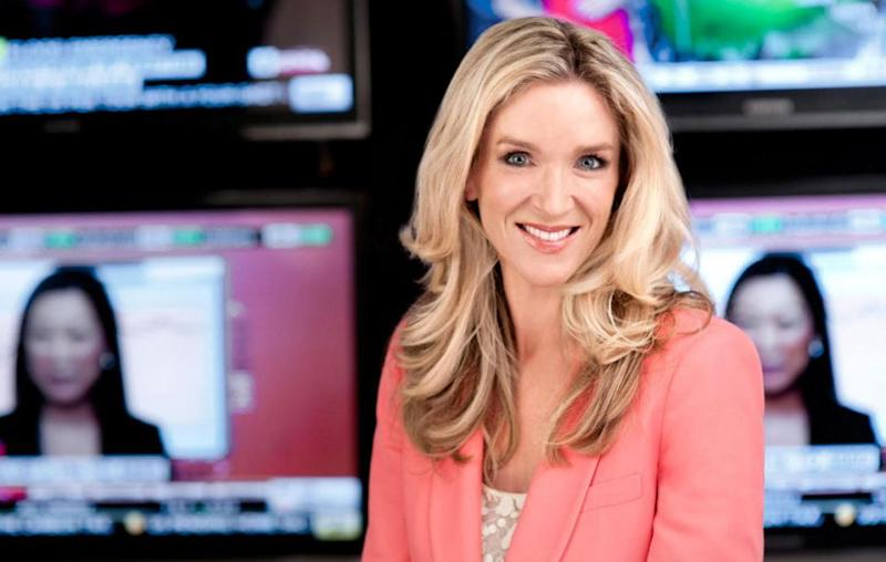 Veteran newsreader Jacinta Tynan says the media has a poor track record of paying women equally to men. Source: Supplied
