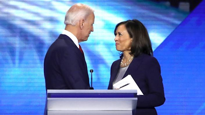 Joe Biden and Kamala Harris theGrio.com