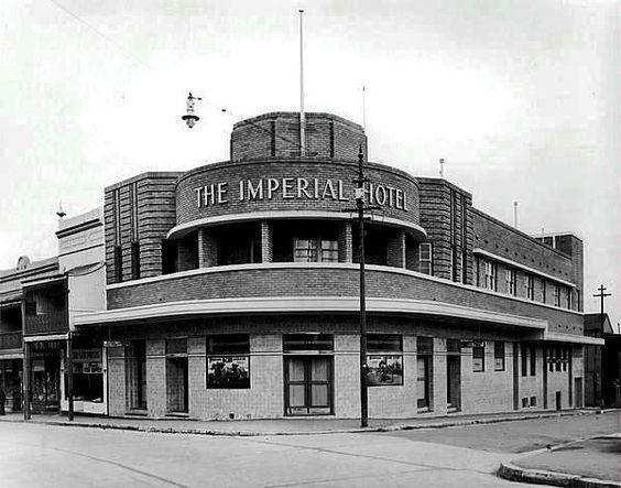 The Grand Old Dame, as she's affectionately known, back in the '30s. Photo: Supplied