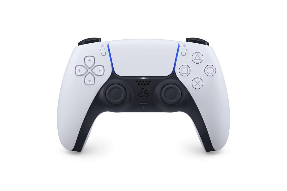 The new PS5 controller