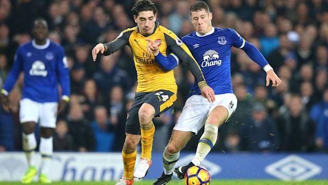 <p>Arsenal boss Arsene Wenger has reportedly identified Barkley as a summer transfer target, despite the Frenchman's future at the club unclear. </p> <br><p>Wenger is said to be impressed with Barkley's ability to play in both centre-midfield and the number 10 role, especially as Mesut Ozil is yet to agree a new contract with Arsenal. </p> <br><p>The Everton player would suit the Gunners' style of play, with his passing ability and creativeness well-aligned to what Wenger looks for in a player. </p> <br><p>Barkley may only be interested in a move to Arsenal if they qualify for the Champions League, which isn't looking likely as they currently sit outside the top four in the league. </p>