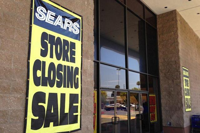 Sears Canada files for creditor protection. (CNBC)