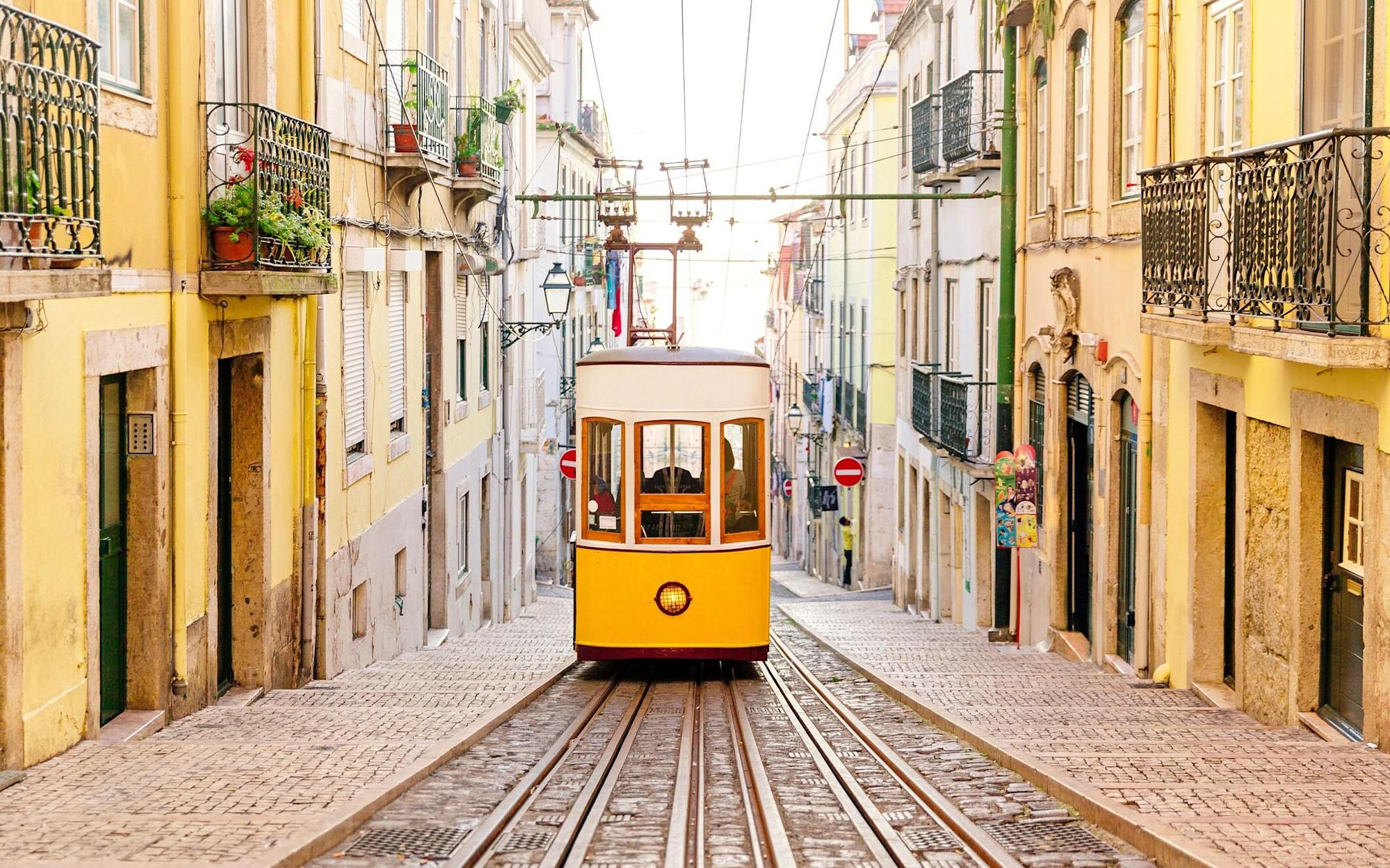 A postcard from Portugal, where the locals are reclaiming their tourist sights