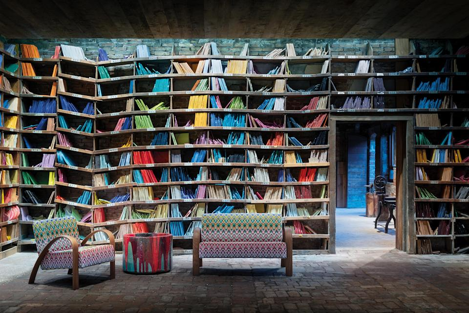Items from the latest Missoni Home collection. - Credit: Courtesy of Missoni