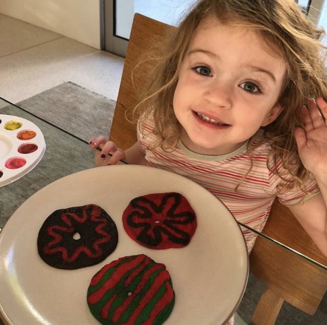 "<p>A dad's work is never done! After a successful night of hosting the 90th Annual Academy Awards, it was straight back to family business for Kimmel on Monday morning. ""When your 3-year-old wakes up at 6:56 am the morning after #Oscars, #pancakes disguised as #donuts,"" he wrote. (<a href=""https://www.instagram.com/p/Bf8mejJH4G9/?taken-by=jimmykimmel"" rel=""nofollow noopener"" target=""_blank"" data-ylk=""slk:Photo: Jimmy Kimmel via Instagram"" class=""link rapid-noclick-resp"">Photo: Jimmy Kimmel via Instagram</a>) </p>"