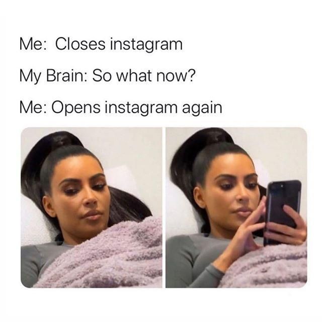 "<p>Memes all day, every day</p><p><a href=""https://www.instagram.com/p/B_SoHVrnzCM/"" rel=""nofollow noopener"" target=""_blank"" data-ylk=""slk:See the original post on Instagram"" class=""link rapid-noclick-resp"">See the original post on Instagram</a></p>"
