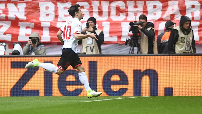 Bojan achieves rare feat with goal against Bayern Munich