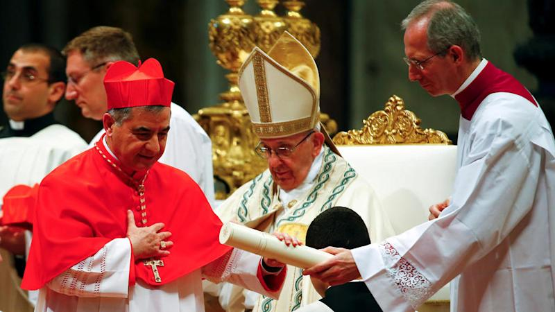 Vatican cardinal embroiled in real estate scandal resigns unexpectedly
