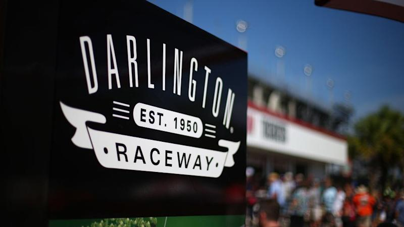 Brad Keselowski wins Darlington after wreck