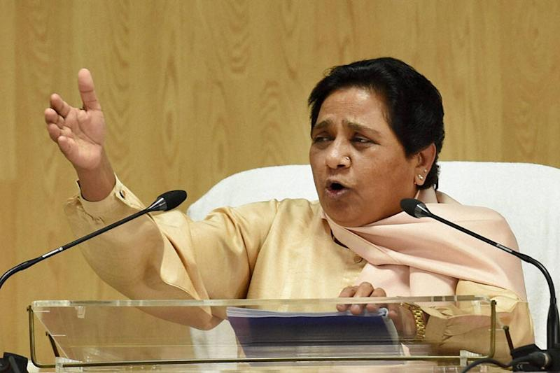 If Centre Not Post Office, It Should Also Not Act Like Police Station: Mayawati on Judge's Appointment