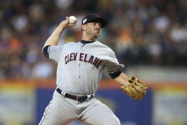 Cleveland Indians drenched and swept in 2-0 loss to New York Mets