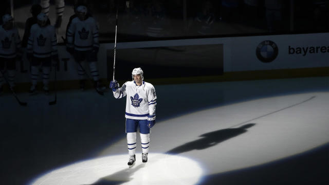 As he's linked to a trade away from salary cap-strapped Toronto, Patrick Marleau reportedly has one destination in mind above all else this offseason.
