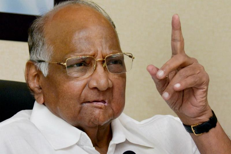 Sharad Pawar Slams PM Modi for Skipping All-Party Meeting to Discuss Pulwama Terror Attack