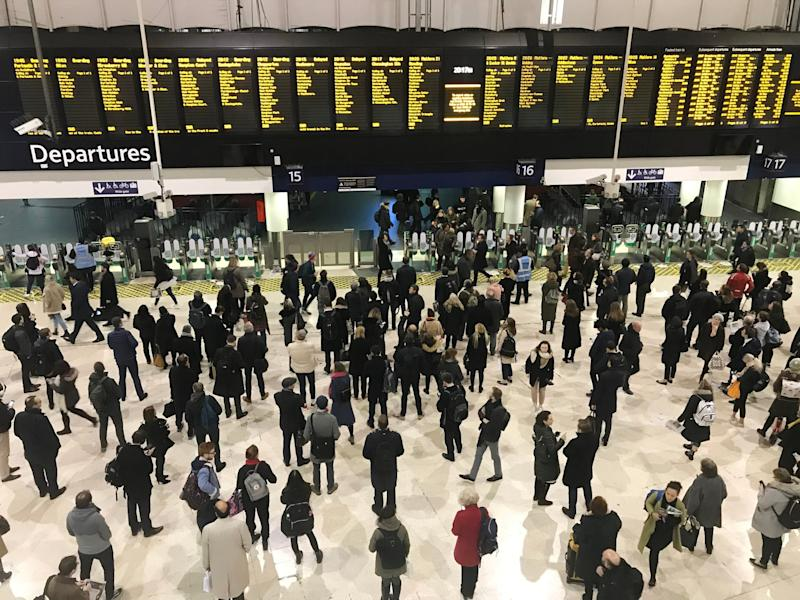 New train timetable changes: UK commuters hit by delays on key London route on start of new summer schedule
