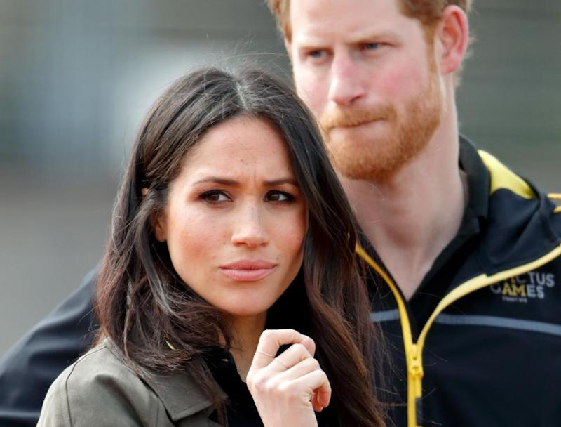 It's believed Meghan is in for a shock when she realises what life as a royal will really be like. Photo: Getty