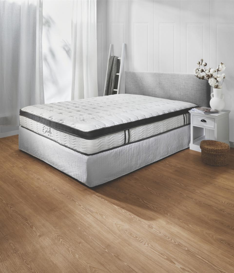 Aldi is also selling a mattress in a box that starts from $149. Photo: Aldi