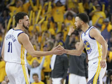 NBA Playoffs 2019: Stephen Curry drains eight three-pointers as Warriors clobber Clippers; Nets, Magic deliver pair of upsets