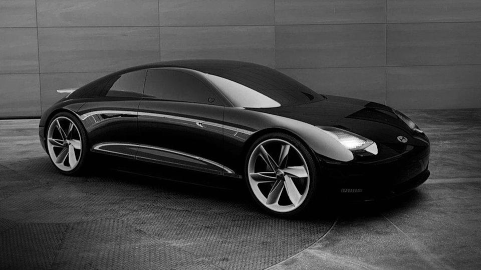 Hyundai's concept EV is called Prophecy