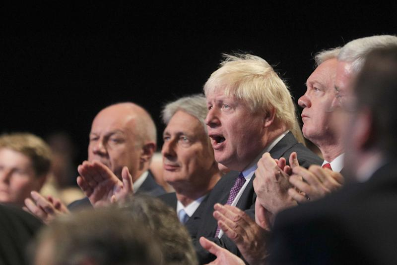 <strong>Boris Johnson has intervened to set out his own vision for Brexit, prompting speculation he is 'unsackable'</strong> (PA Wire/PA Images)