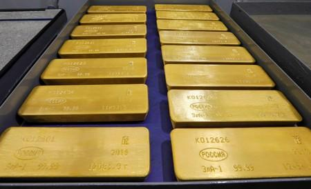 Gold gains as trade tensions lift safe haven appetite