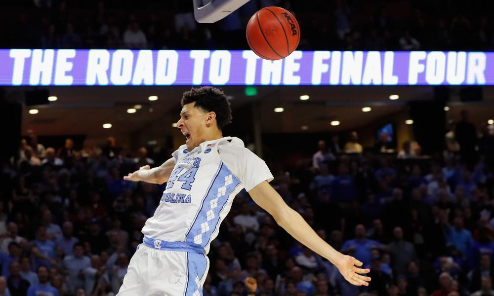 North Carolina's Justin Jackson