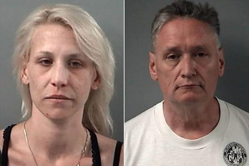 JoAnn Cunningham, 35, and Andrew Freund, Sr., 60 | Crystal Lake Police Department (2)